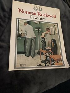Norman-Rockwell-50-Favorites-Large-Poster-Size-Prints-Suitable-for-Framing