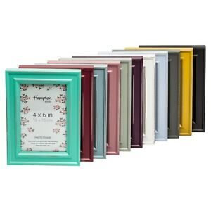 Paloma-Shabby-Chic-4x6-Rustic-Distressed-Solid-Wood-Photo-Picture-Display-Frame