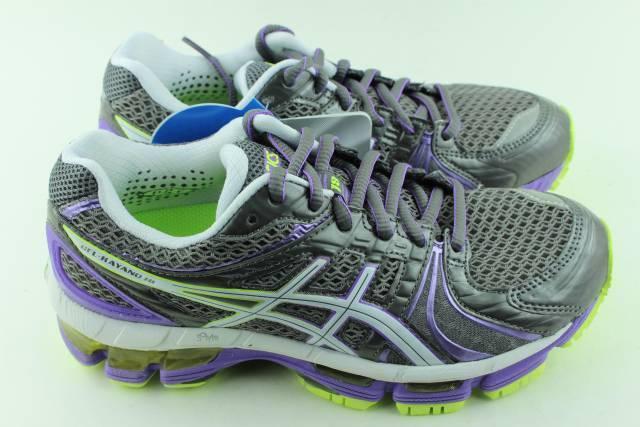 ASICS Gel-Kayano 18 Größe Größe Größe  5.0 Titanium damen NEW RARE Running 5e435a