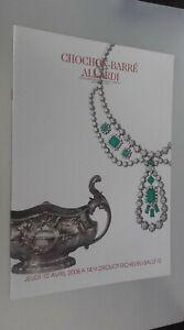 Catálogo De Venta Demuestra Chochon-Barre Allardi Jueves 10 Abril 2008 Drouot