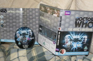 Doctor-Who-The-Kings-Demons-Edizione-Speciale-Dr-Who-The-King-039-s-Demons