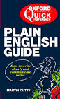 The Quick Reference Plain English Guide by Martin Cutts (Paperback, 1999)