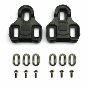 Grey /& Black Velox Look Compatible Keo Pedal Cleats Red