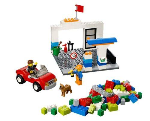 LEGO® Juniors 10659 Blauer LEGO® Koffer NEU OVP/_ Vehicle Suitcase NEW MISB NRFB