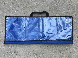 BLACKTIP FISHING FOLDING TACKLE BAG LURE BAG