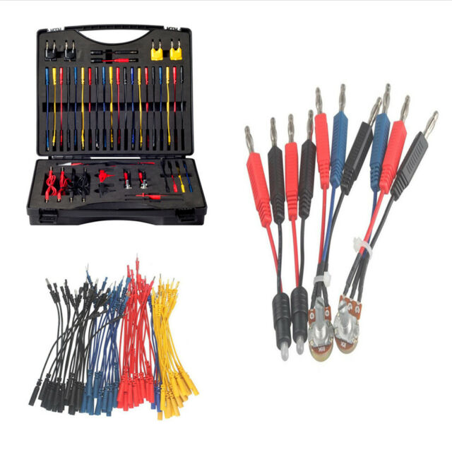 Circuit Test Cables,Multi-function Automotive Circuit Test Leads Diagnose Cables Wiring Accessories Kit
