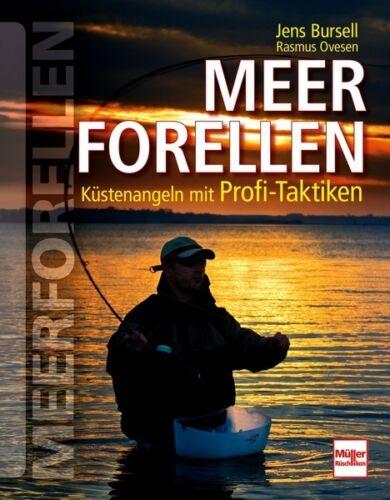 Meerforellen angeln Küstenangeln mit Profi-Taktiken Infos Tipps Ratgeber Buch