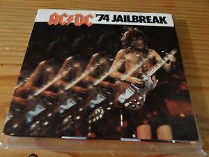 ACDC - '74 Jailbreak Brazilian Pressing Digipack CD - Hamburg, Deutschland - ACDC - '74 Jailbreak Brazilian Pressing Digipack CD - Hamburg, Deutschland