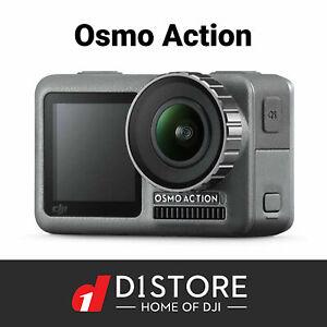 DJI Osmo Action 4K Camera Pocket Friendly Action Camera Waterproof Aus Stock