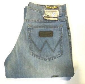 40 32 ware 35 Texas 42 30 Str 34 36 B 38 31 Wrangler Hellblau 33 46 Jeans 46xqFP