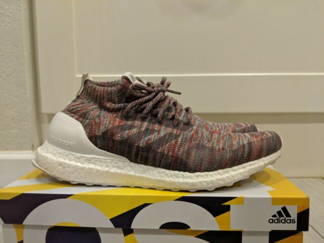 info for 8888f a0b83 Adidas Ultra Boost Mid KITH Aspen Ronnie Fieg Size 10 BY2592 AUTHENTIC