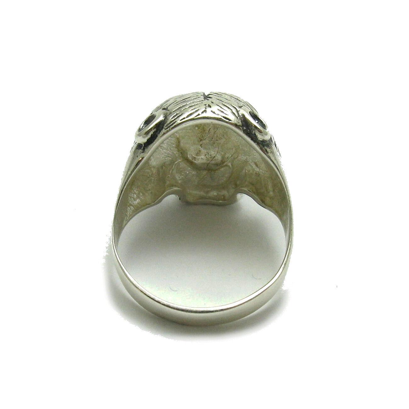 STERLING SILVER RING SOLID 925  HEDGEHOG HANDMADE R000810