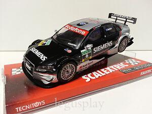 Slot SCX Scalextric 6192 Audi A4 DTM - McNish - Nº6