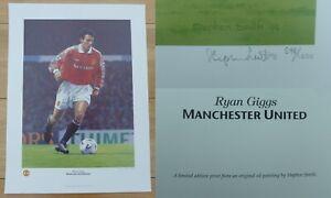 Ryan-Giggs-Limited-Edition-Man-Utd-Stephen-Smith-Signed-Print-COA-15211