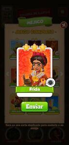 FRIDA-Coin-Master-Carta-Muy-Rara