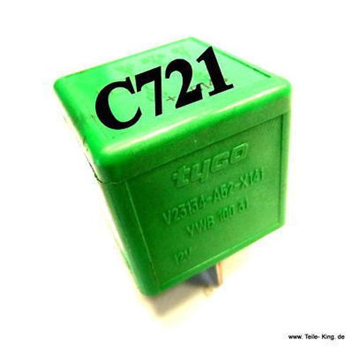 Relais Tyco V23134-A52-X141 ***