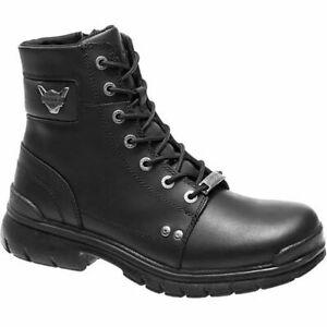 Harley-Davidson-Dunleer-Men-039-s-Boot-Size-11-5-D93459