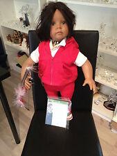 Donna Rubert vinile bambola Scout edizione limitata con certificato/Top Condizione