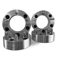 4x 6x55 To 5x5 Wheel Adapters 2 Inch Use 5 Lug Wheels On 6 Lug Trucks 14x15