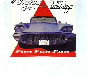 CD-SINGLE-NEW-STATUS-QUO-WITH-THE-BEACH-BOYS-FUN-FUN-FUN
