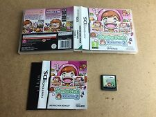 Cooking Mama World Combo Pack Volume 2 - Nintendo DS (TESTED) UK PAL
