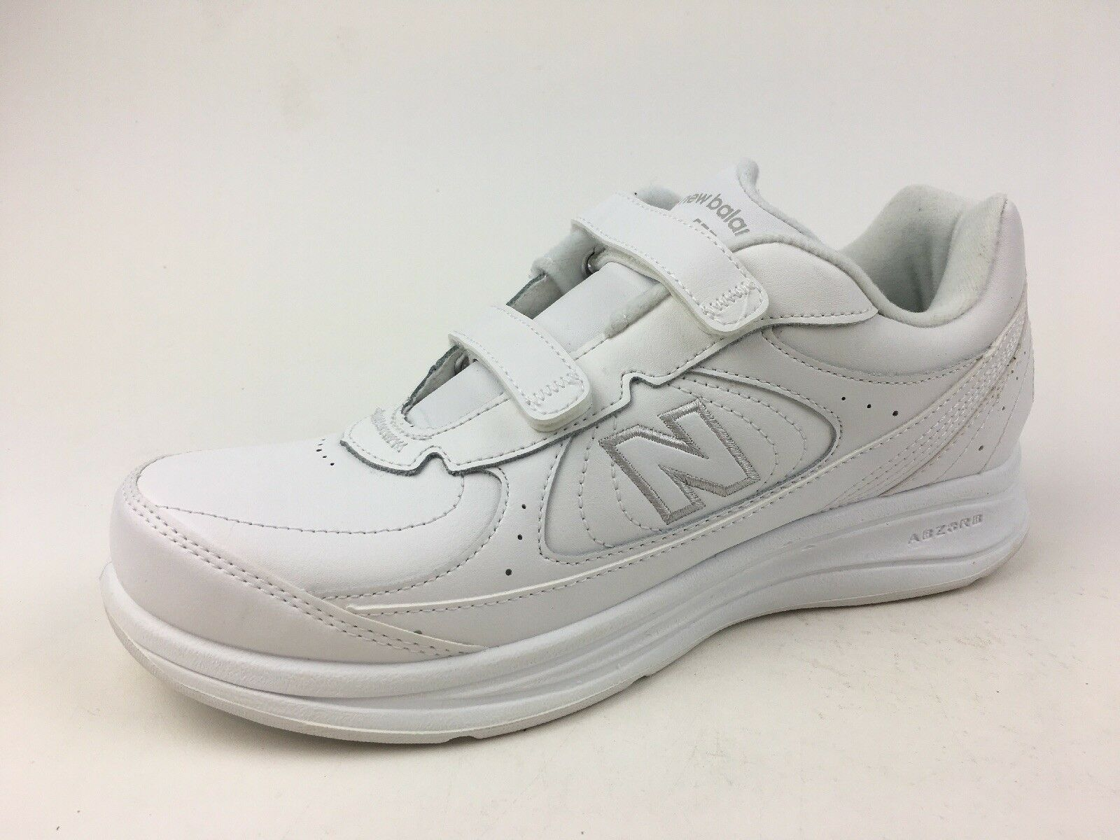 New Balance Women's WW577VW Hoop & Loop White Athletic Athletic Athletic shoes Narrow Sz 10 2A 275 41c46d