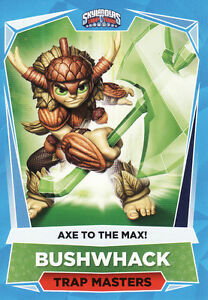 Image is loading Skylanders-Trap-Team-Trading-Cards-Pick-From-List-