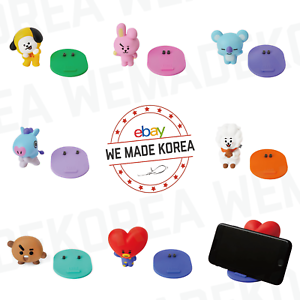 BT21 Character Figure Cellphone Cradle Holder 7types Official K-POP Authentic MD