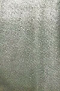 Priced by the Half Yard Solid Flannel in Silver