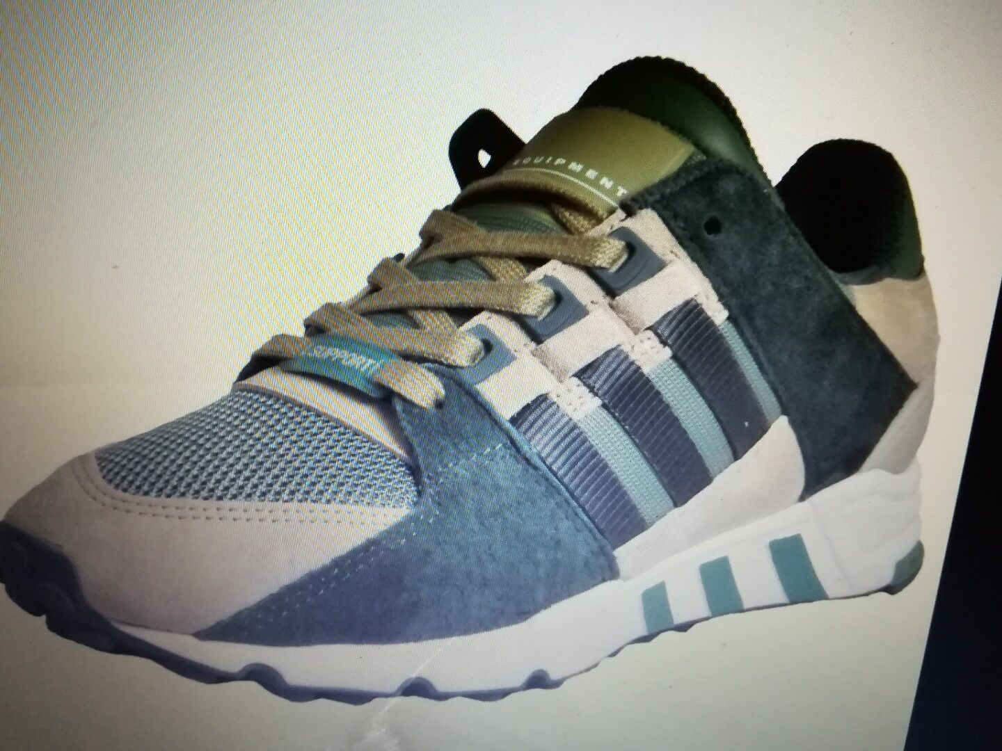 Adidas EQT EQT EQT Equipment Refined 46 // Support Guidance NMD ADV e469ab