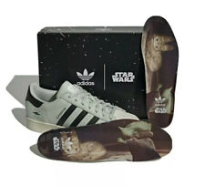 Size 10 Adidas Superstar 2 Ice Hockey Star Wars For Sale Online Ebay