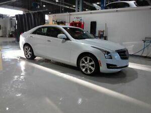2016 Cadillac ATS ATS4 3.6L V6 AWD !!! Just Traded and Fully Green Light Certified