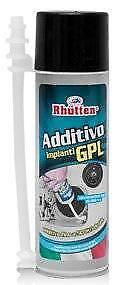 RHUTTEN ADDITIVO IMPIANTI GPL 120 ml