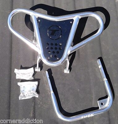 Tusk Comp Series Aluminum Grab Bar Fits Yamaha YFZ 450 2012-2013