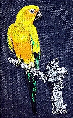 Custom made Plain Parrot or Bird Cage Cover Quilted