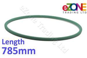 FIMAR DOUGH ROLLER STRETCHER GREEN RUBBER DRIVE BELT 180X8MM 5070200 540MM LONG