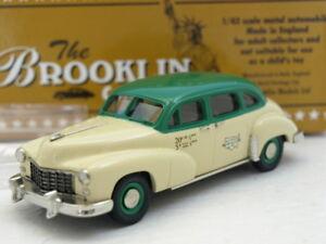 Brooklin Brk.89b 1949 Checker N.y.   Taxi.