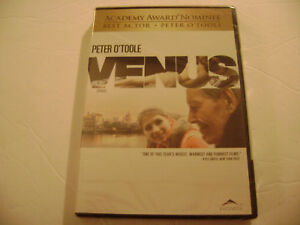 Venus-DVD-2007-Peter-O-039-Toole-Leslie-Phillips-Jodie-Whittaker