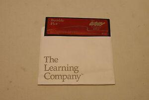 Bumble-Plot-Disk-by-Learning-Company-for-Apple-II-IIe-IIc-IIGS