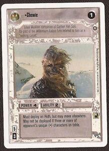 Rebel Snowspeeder Near Mint//Mint HOTH ESB 2-PLAYER WB star wars ccg swccg