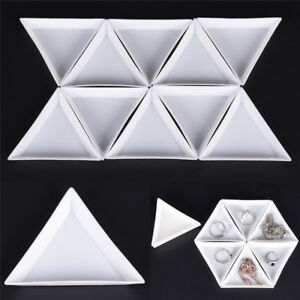 10x-Equilateral-Triangle-Plate-For-Jewelry-Beads-StorageEnvironmentalPlasti-A-eo
