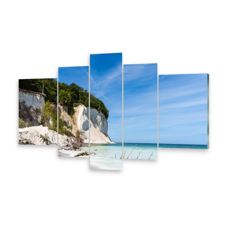 Mehrteilige Bilder Acrylglasbilder Wandbild Rügen, Deutschland