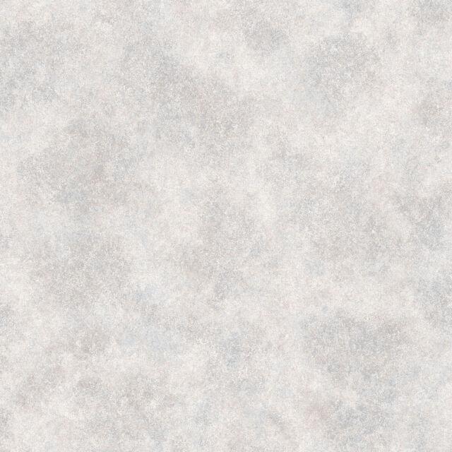 Essener Tapete Special Fx G67695 Plain Colour Silver Vinyl Fleece Wallpaper