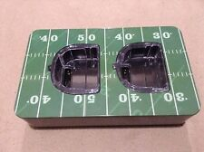 MadCatz NFL Dual Charger Plus for Wii Item 5781 No AC Plug Untested