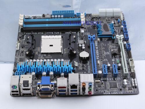 ASUS F2A85-M Scheda Madre FM2 presa PRO AMD A85X FCH DDR3 uATX USB3.1 SATA 6Gb//s