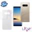 miniatuur 7 - Cover per Samsung Galaxy Note 8 Custodia Clear Cover Originale Nero Trasparente