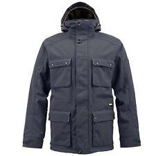 Burton 2L Gore-Tex Highland Snowboard Jacket (L) True Black
