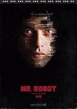 POSTER MR. ROBOT MISTER MR ELLIOT ALDERRSON RAMI MALEK SERIE TV SEASON PRINT #7