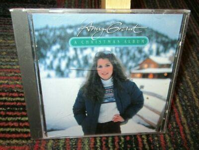 A Christmas Album - Grant, Amy - EACH CD $2 BUY AT LEAST 4 1993-08-10 - RCA | eBay