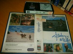 BURKE-amp-WILLS-1985-Classic-Ozploitation-Historical-Adventure-BETAMAX-Not-Vhs
